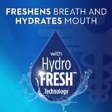Oral-B Dry Mouth Lozenges, Moisturizing Mint flavor