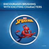 Spiderman Kids Toothbrush Bundle