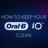 How do I clean my Oral-B iO Electric Toothbrush?
