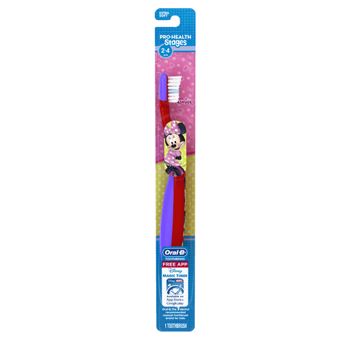 Oral-B Disney Minnie Mouse Manual Toothbrush