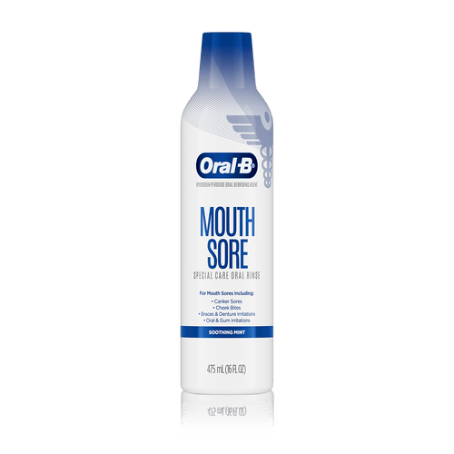 Oral-B Mouth Sore Special Care Oral Rinse