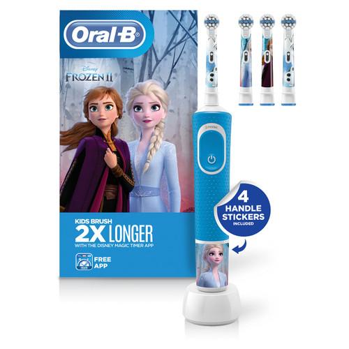 Frozen II Kids Toothbrush Bundle