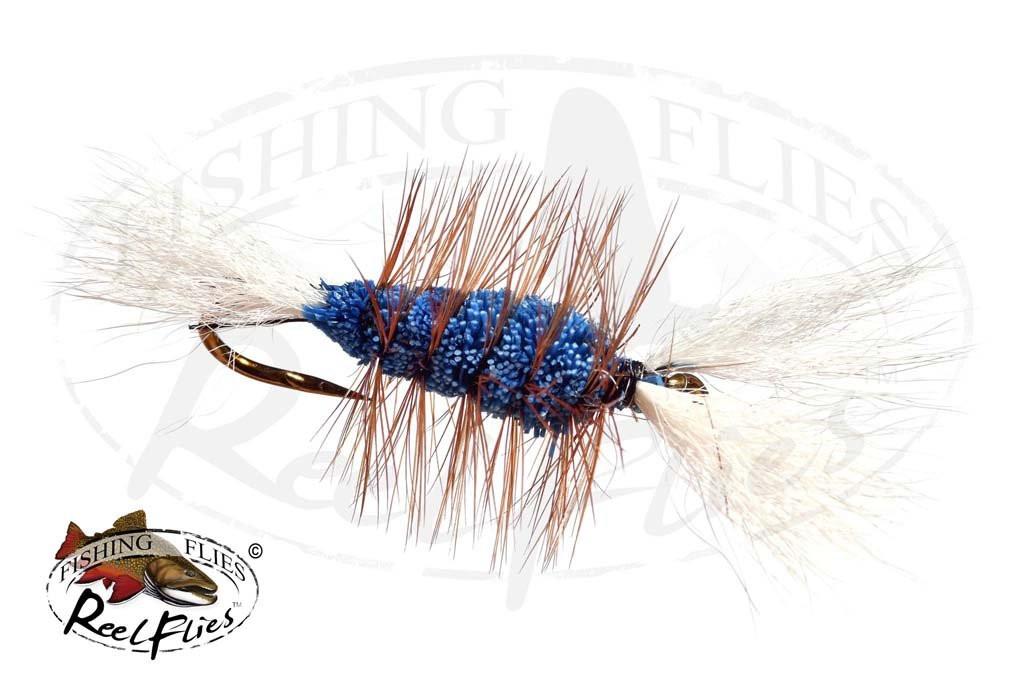 Bomber Labatt Blue Body Split Wing, White Head & Tail