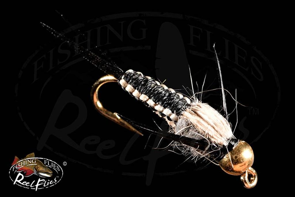 BH Wover Stonefly Black