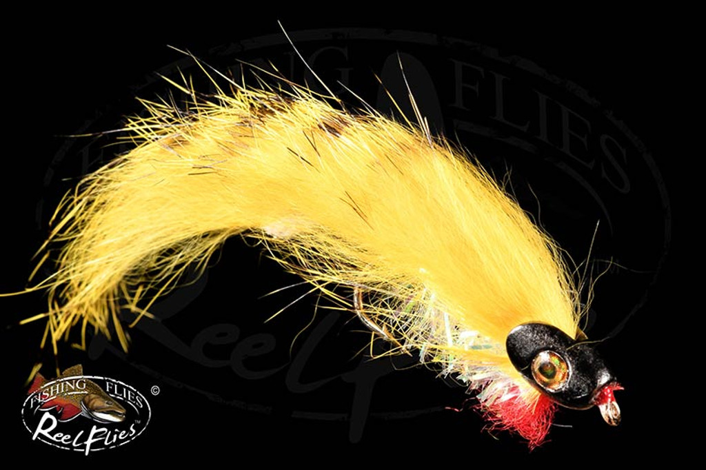 Boney Baitfish Barred Yellow