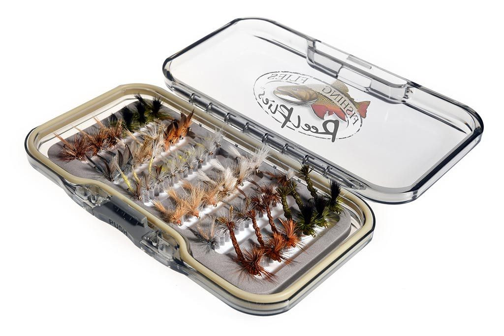 42 Mayfly Assortment