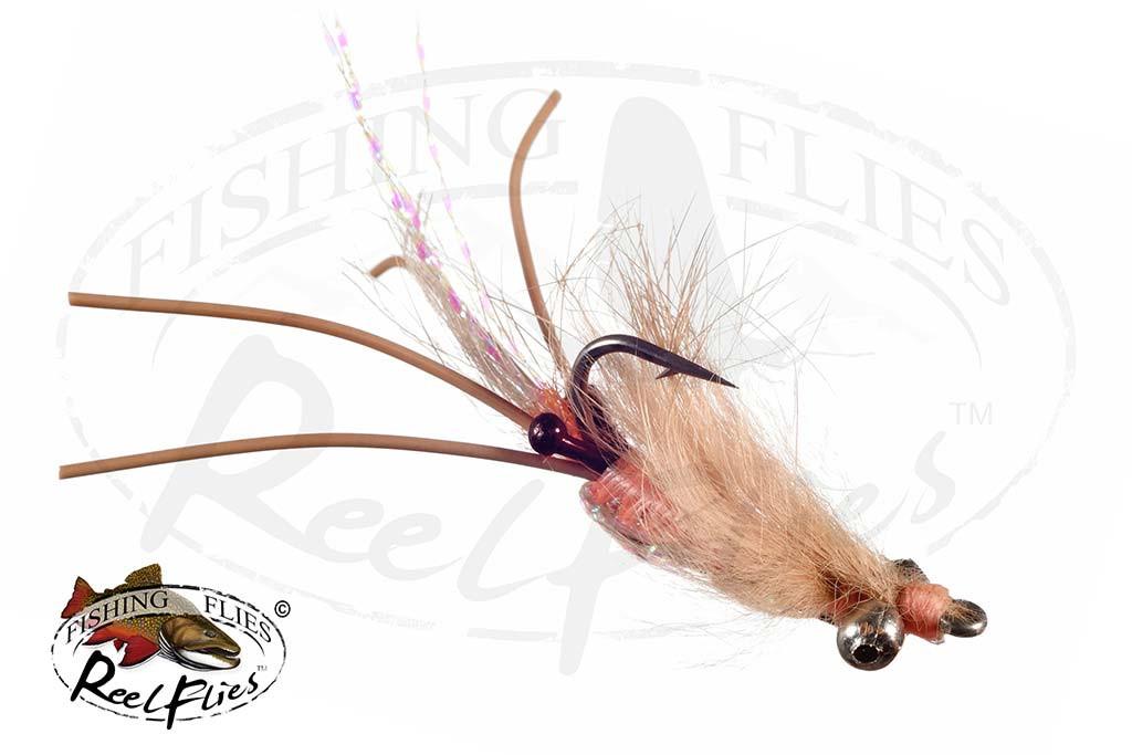 Bonefish Flashy Stalker Fly