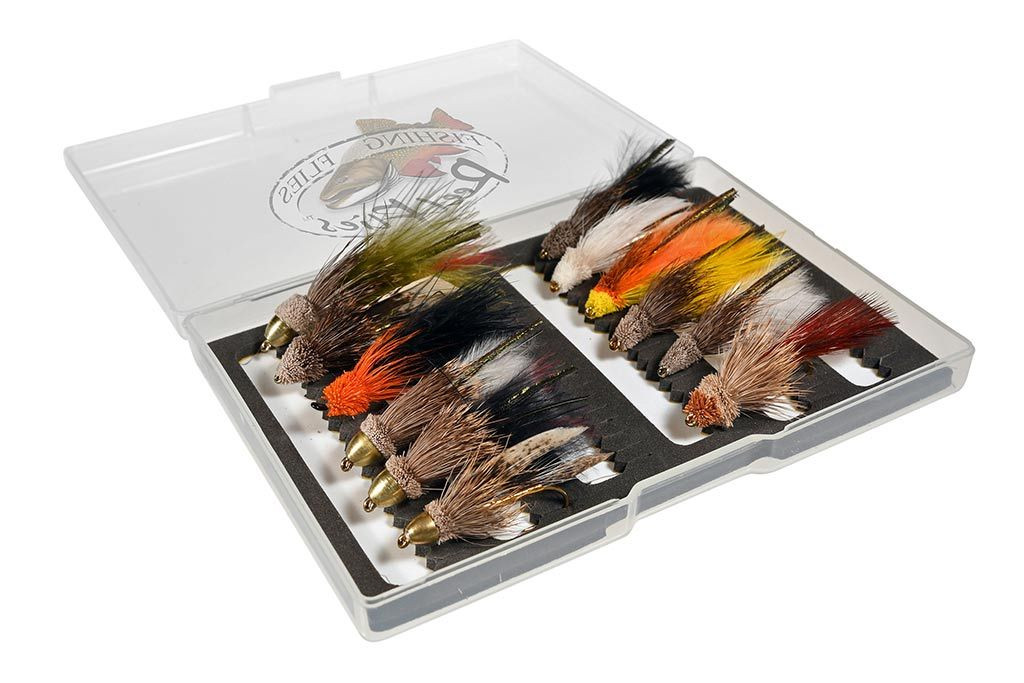Muddler Minnow Selection