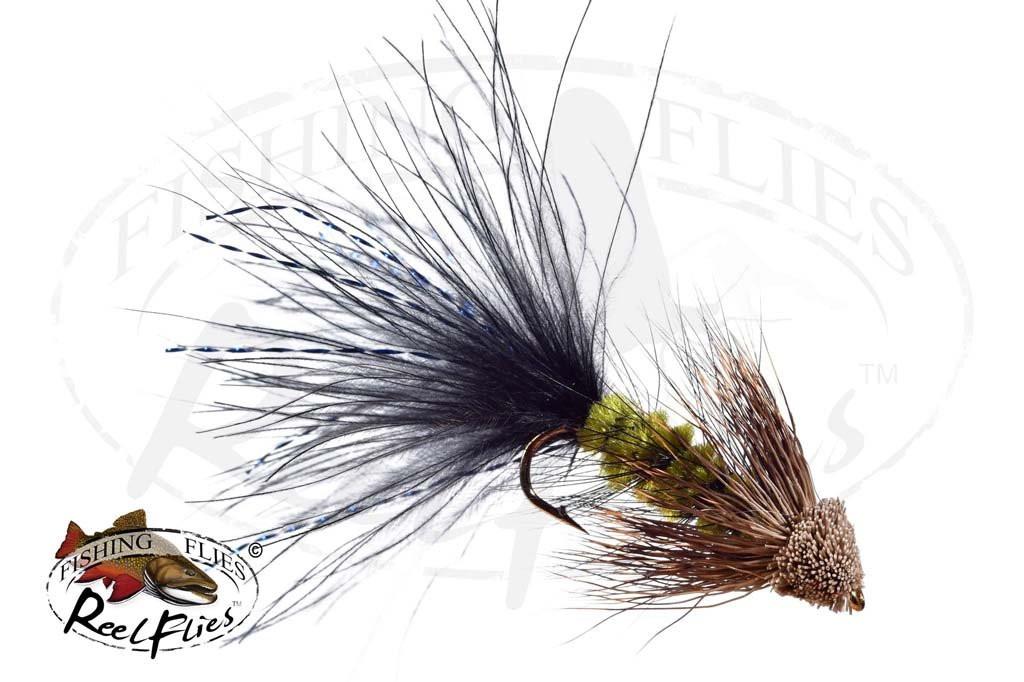Bow River Bugger Olive