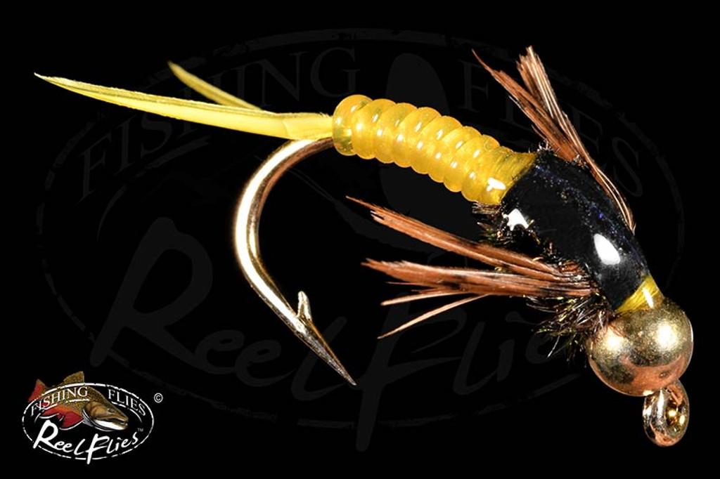 ReelFlies Stonefly Gold