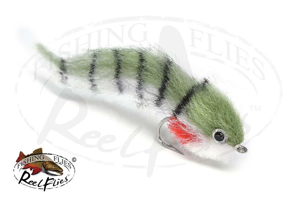 Silver Perch Fly
