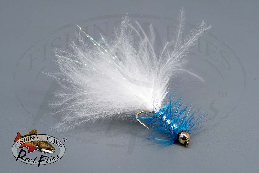 Aqua Krystal Bugger - RF-1030