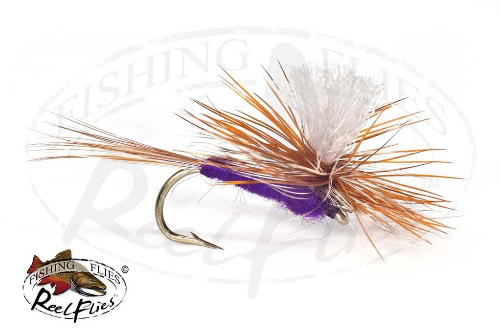 Adams Purple Parachute