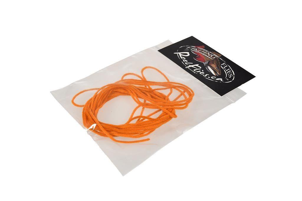 Reelflies Ultra Chenille Bright Orange