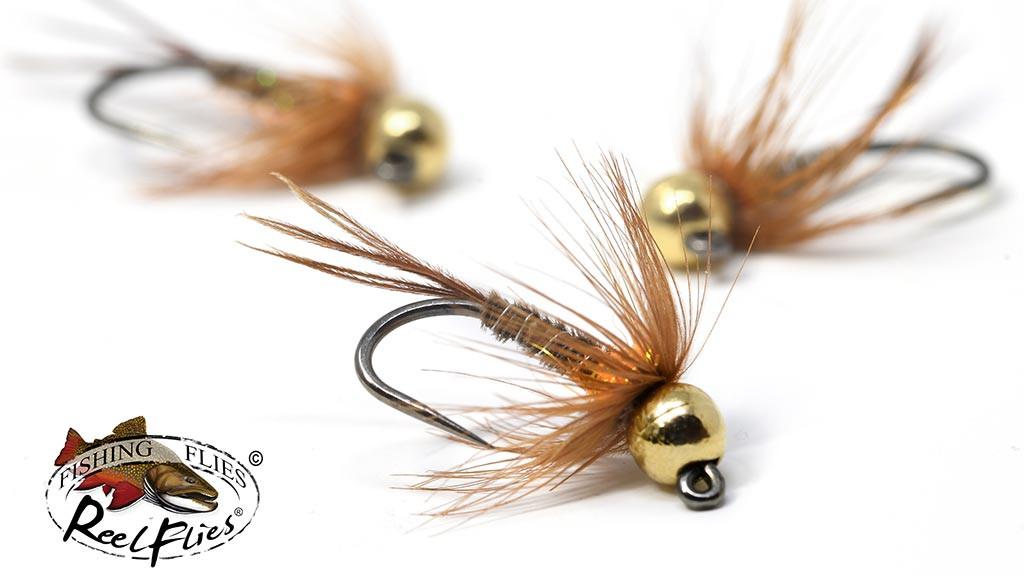 Euro Nymph Pheasant Tail Soft Hackle