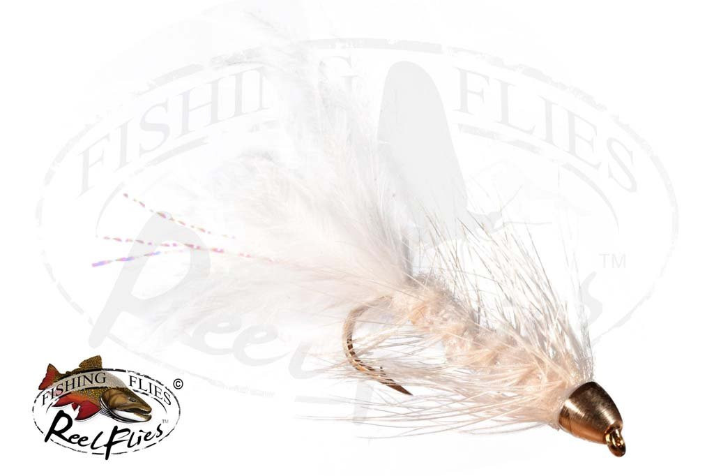 CH Woolly Bugger White