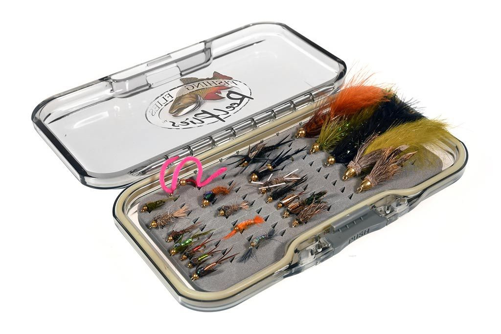 24 Deadliest Trout Fly Selection - (TV Offer)