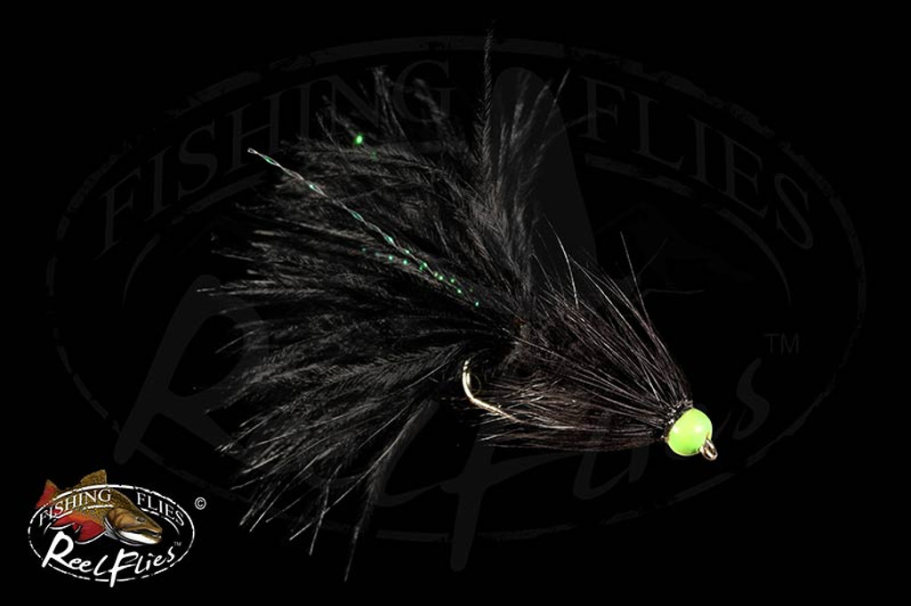 Beadhead Black Epoxi Leech