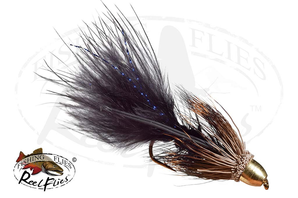 CH Bow River Bugger Black
