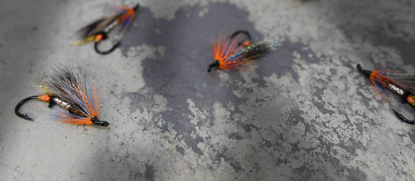 Atlantic Salmon Flies