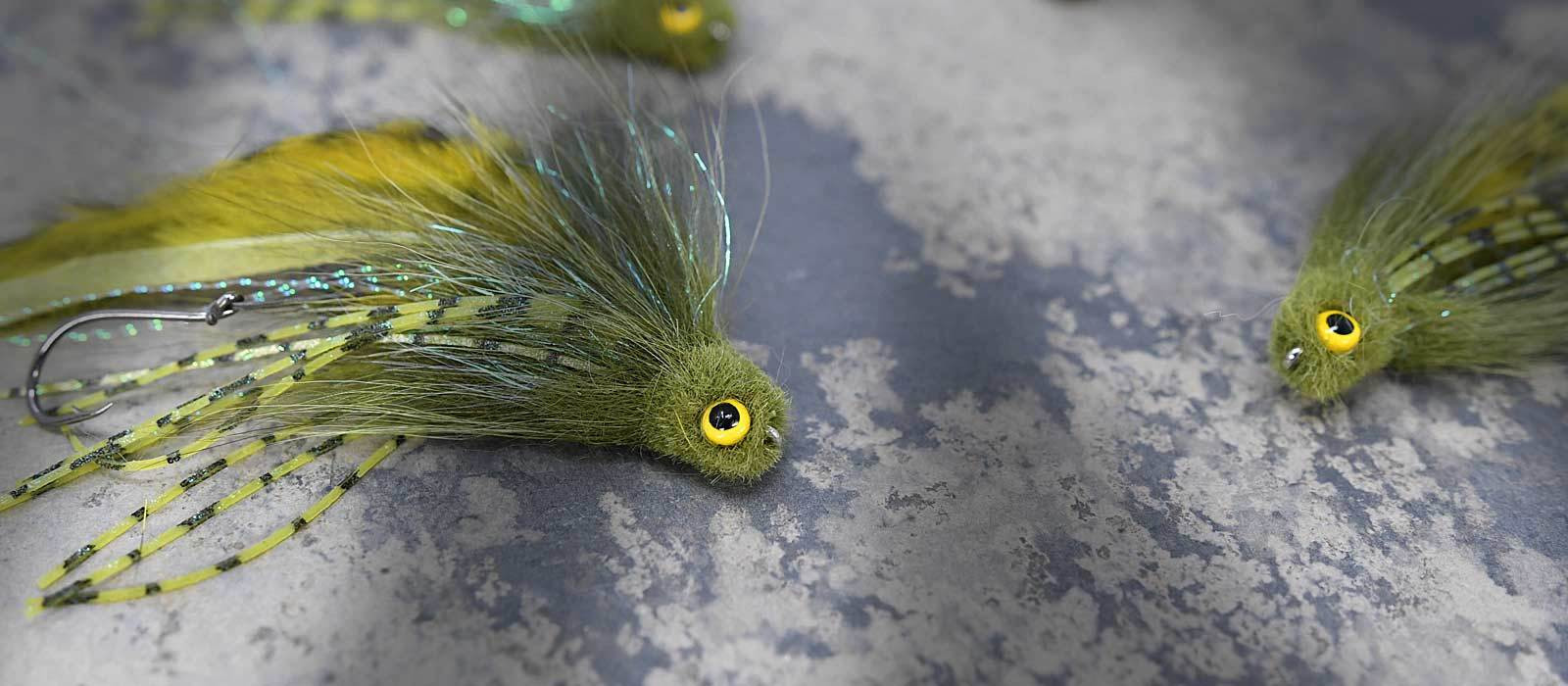 Stinger Hook Flies