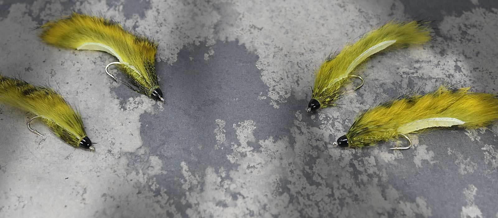 Beadhead & Conehead Flies