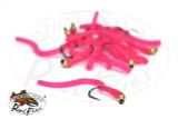 BH Squirmy Bloodworm Pink