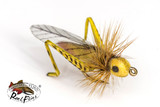 Realistic Flying Hopper Yellow