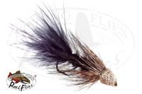 Bow River Bugger Black
