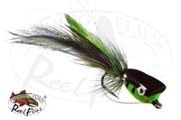 Popper Green Black