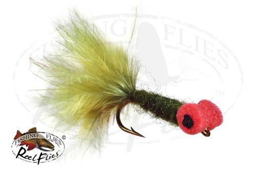 Mega Booby Olive Fly