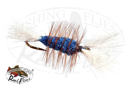 Bomber Labatt Blue Body Split Wing, White Head & Tail