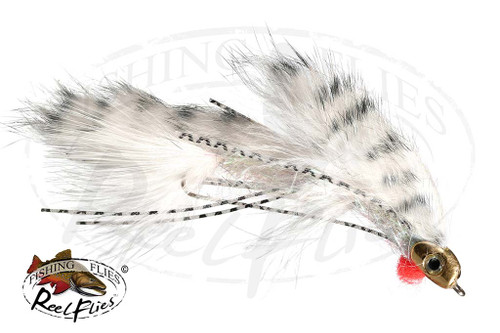White Tiger Articulated Baitfish