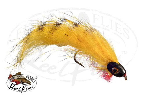 Boney Baitfish Barred Yellow