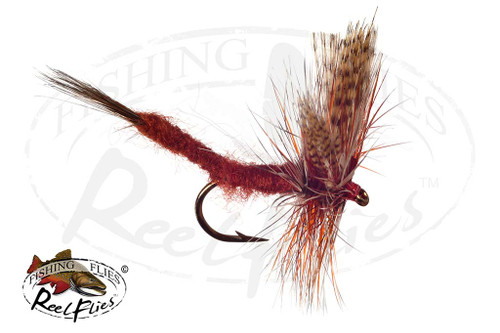 Mahogany March Brown Extended Body