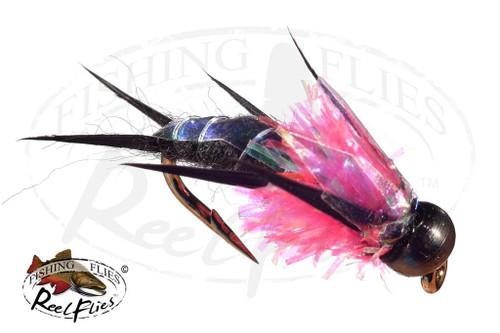 Psycho Stonefly Pink