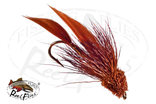 Muddler Minnow Brown