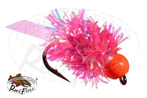 Tungsten Trout Tickler Pink
