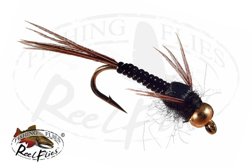 Mayfly Nymph Black Quill Fly