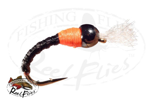 BH Flo Orange Chironomid