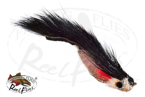 ReelFlies Minnow Black