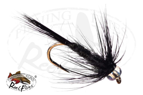 Glass Bead Midge Black