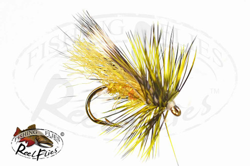 Clarks little Yellow Stonefly