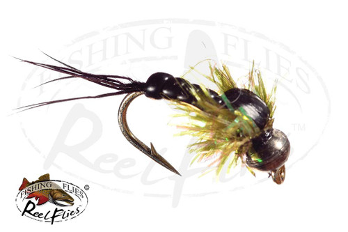 BH Olive Crystal Stonefly