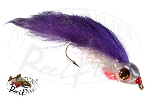 Cut Throat Minnow Purple