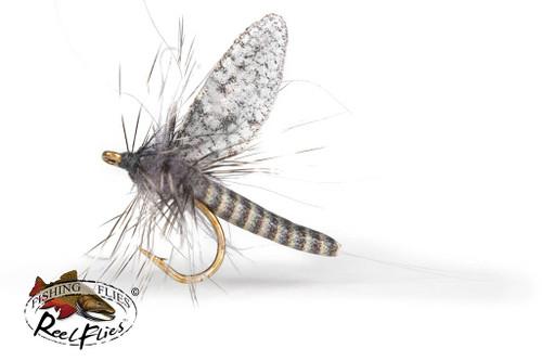 Realistic Adams Dry Fly