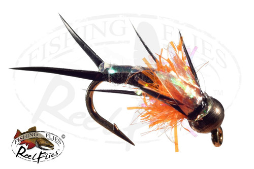 Psycho Stonefly Orange
