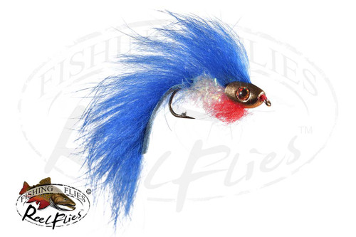 Boney Baitfish Artic Blue