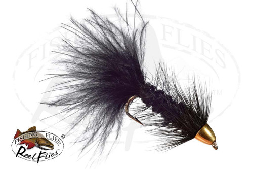 CH Woolly Bugger Black