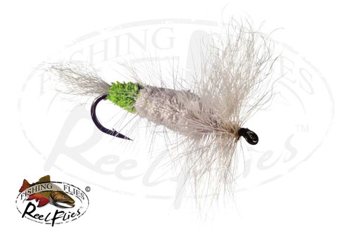 Killer Whisker White Green